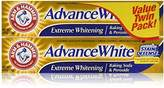 Arm & Hammer Advance White Extreme Whitening Toothpaste, 6 oz (Pack of 6)
