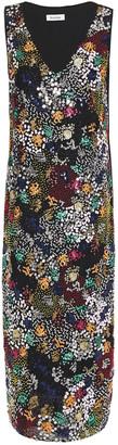 Rodebjer Viva Embellished Woven Midi Dress
