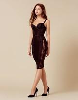 Agent Provocateur Peachy Dress Black
