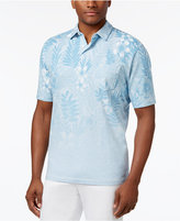 Tommy Bahama Men's Floral Fade Polo