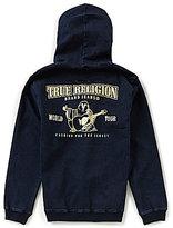 True Religion Big Boys 8-20 French Terry Buddha Hoodie