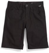 Volcom Boy's Vsm Gritter Chino Shorts
