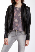 Andrew Marc Vera Genuine Leather Jacket