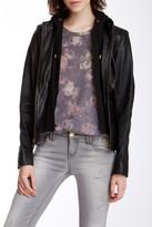 Andrew Marc Vera Leather Jacket