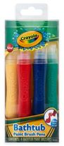 Crayola 4-Count Paintbrush Pens Bathtub Soap