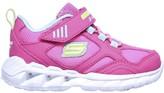 Skechers Toddler Girls Magna-lights Trainers - Pink