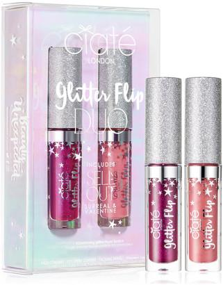 Ciaté London Glitter Flip Lipstick Duo