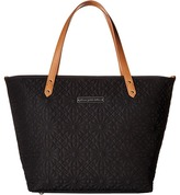 Petunia Pickle Bottom Embossed Downtown Tote Tote Handbags
