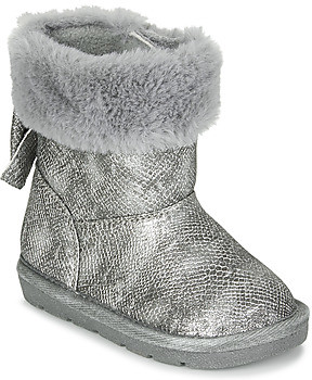 Chicco CLOWY girls's High Boots in Grey