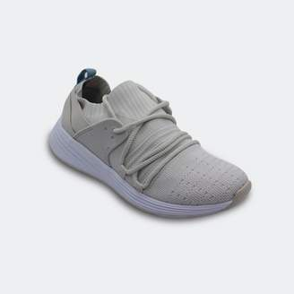 Champion Women's Motivate Knit Athletic Sneakers Beige