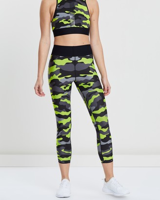ULTRACOR Sprinter High Camo Leggings