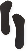 Foot Petals Black 3/4 Insole