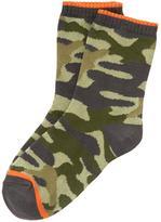 Gymboree Camo Socks