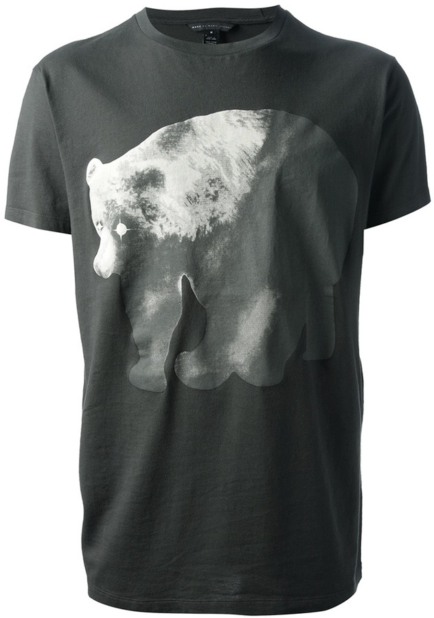 Marc by Marc Jacobs printed t-shirt