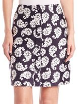 Mother of Pearl Ellis Printed A-Line Skirt