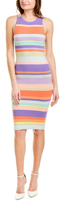 Alice + Olivia Jenner Slim Tank Dress