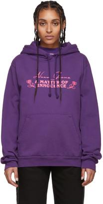 Noon Goons Purple Innocence Hoodie