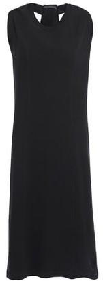 Helmut Lang Twist-back Cotton-jersey Dress