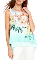 Wallis Women's Mint Blossom Double Layer Shell