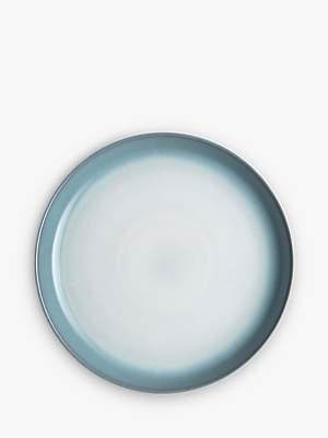 Denby Azure Haze Small Coupe Plate, Blue, Dia.17cm