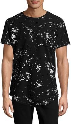 American Stitch Splattered Crewneck T-Shirt