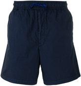 Stone Island Shadow Project - drawstring running shorts - men - Cotton/Polyamide - 50
