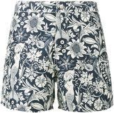 Riz Boardshorts - Buckler swim shorts - men - Recycled Polyester - 32