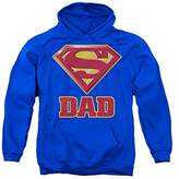 Superman DC Comics Super Dad Adult Pull-Over Hoodie