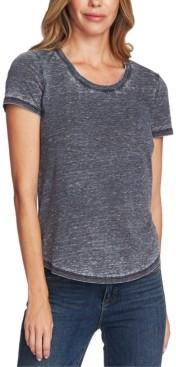 Vince Camuto Burnout T-Shirt