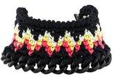 Venessa Arizaga Crochet Woven Cuff