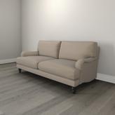 The White Company Sloane Velvet Sofa
