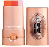 Benefit Cosmetics Fine-One-One Brightening Color For Cheeks & Lips - Coral