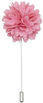 Oxford Flower Tie Pin