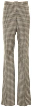 Rochas Otis high-rise stretch-wool pants