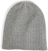 DKNY Textured Slouchy Hat