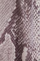 Diane von Furstenberg Lane Chiffon Top