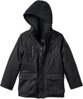 Urban Republic Boys 4-7 Ballistic Hooded Sherpa-Lined Midweight Jacket