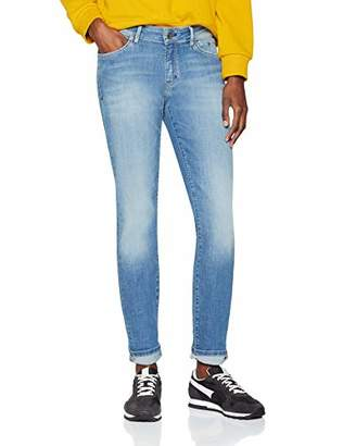 Marc O'Polo Women's 901932112013 Slim Jeans, (Play with Blue Wash 009)