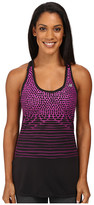 New Balance Accelerate Tunic Graphite Tank Top