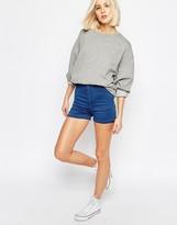 Dr. Denim Galore High Waist Hot Pant Shorts