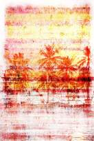 Parvez Taj Palisades Canvas Artwork, 18 by 12-Inch