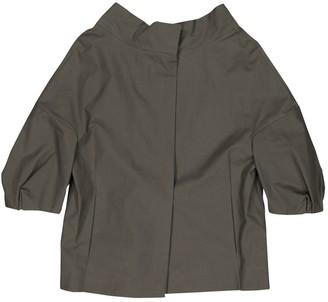 Marni Grey Cotton Top for Women