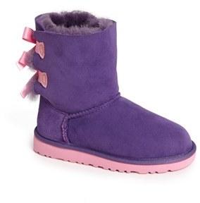 UGG 'Bailey Bow' Boot (Walker, Toddler, Little Kid & Big Kid)