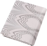 Roberto Cavalli Deco Silk Throw - Rosa - 130x180cm
