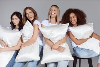 Slip Silk Queen Pillowcase Duo-$178 Value