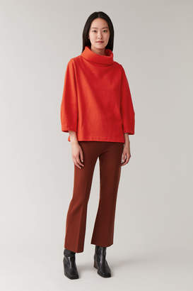 Cos TURTLENECK ROUNDED TOP