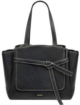 Nine West Tereska Faux Leather Tote