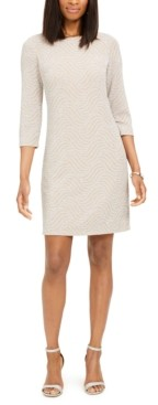 Jessica Howard Sparkle Sheath Dress
