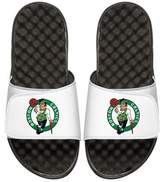 ISlide NBA Boston Celtics Primary Slide Sandal, White