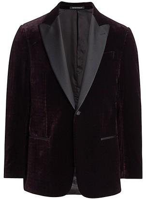 Emporio Armani Velvet Dinner Jacket